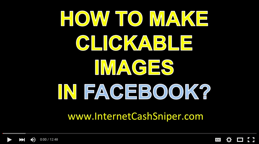 wordpress how to make image clickable